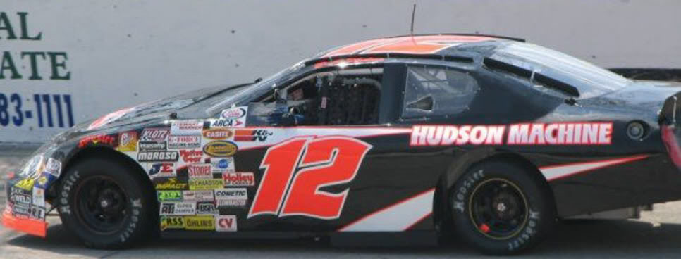 Brett Hudson at Salem 2007