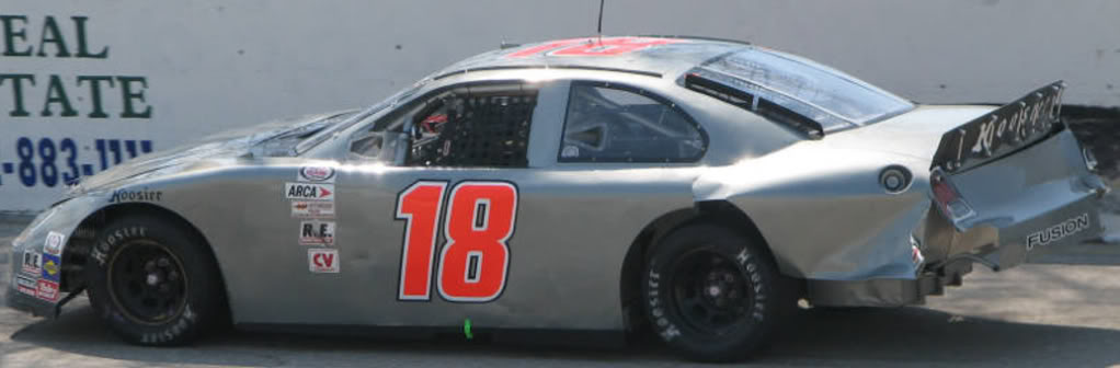 Billy Leslie at Salem 2007