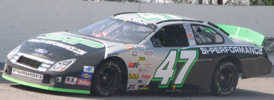 Phillip McGilton at Salem 2007
