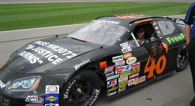 Nick Tucker at Kansas 2007