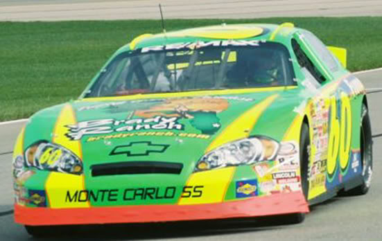 Patrick Sheltra at Kansas 2007
