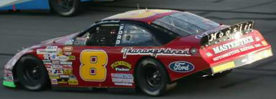 Dustin Boney at Kansas 2007