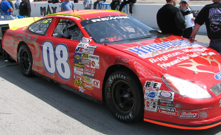 Jason Hedlesky at Winchester 2007