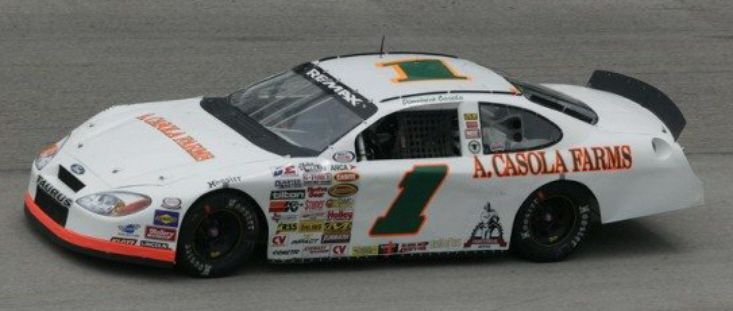 Dominick Casola at Winchester 2007