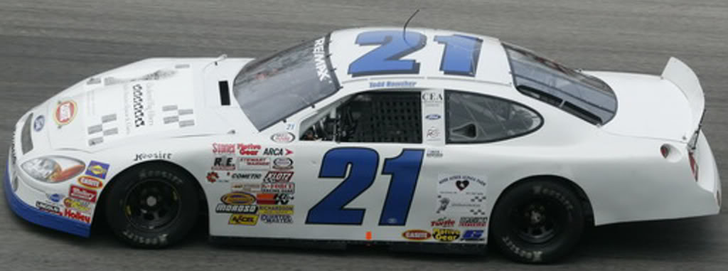 Todd Bowsher at Winchester 2007