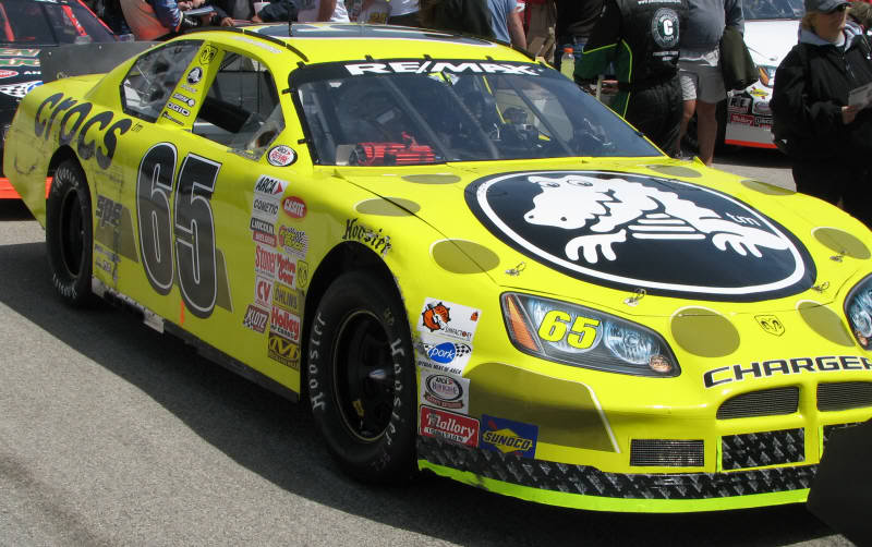 Justin Marks at Winchester 2007