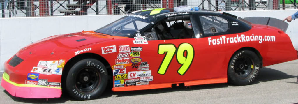 Mike Koch at Winchester 2007