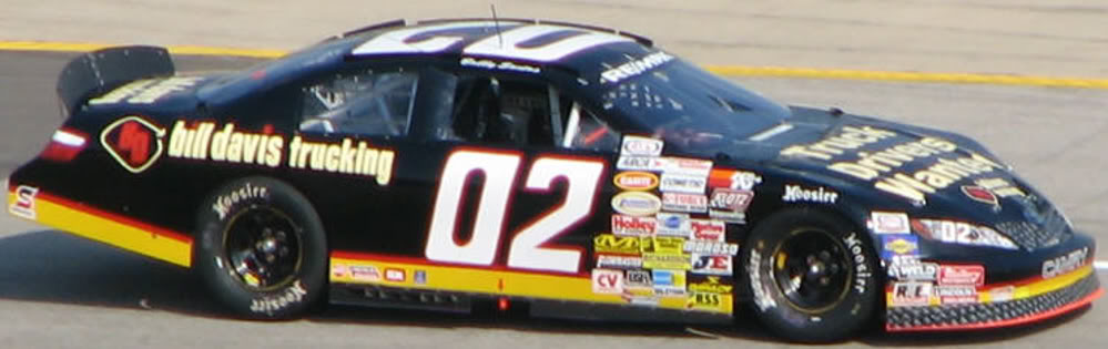 Bobby Santos III at Kentucky 2007