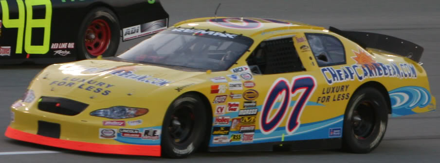 Billy Tanner IV at Kentucky 2007
