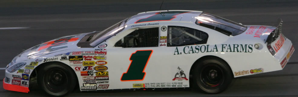 Dominick Casola at Kentucky 2007