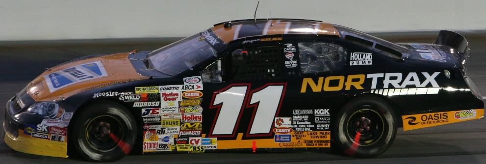 Bryan Silas at Kentucky 2007