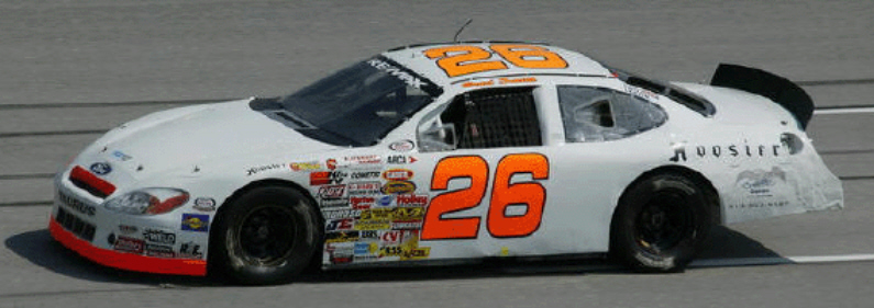 Brad Smith at Kentucky 2007