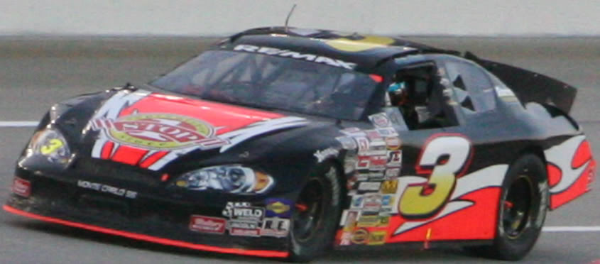 Jeremy Clements at Kentucky 2007