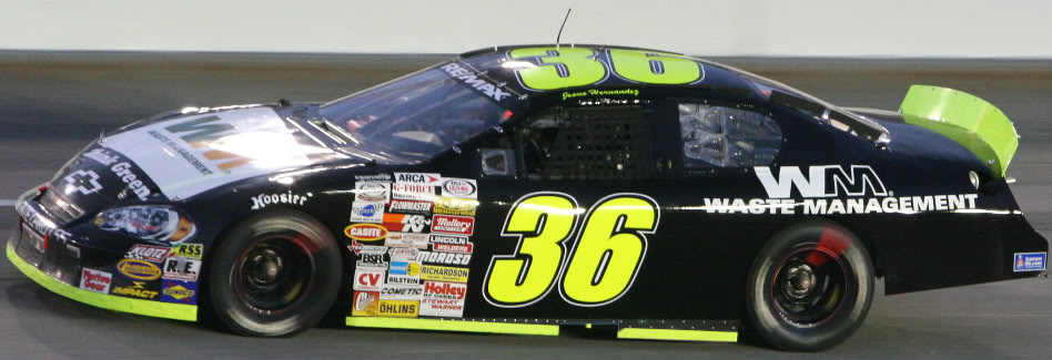 Jesus Hernandez at Kentucky 2007