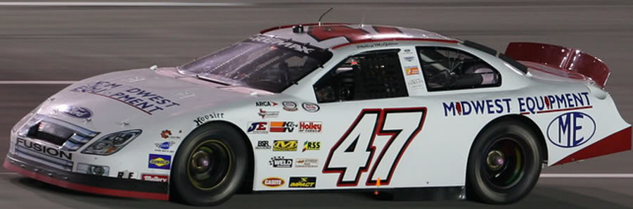 Phillip McGilton at Kentucky 2007