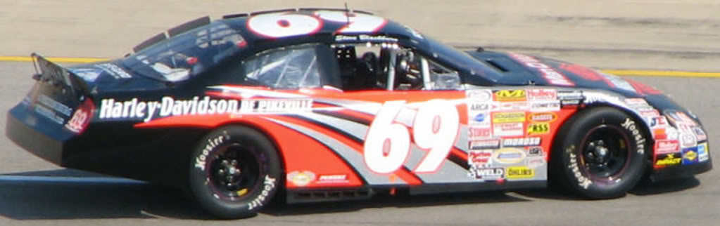 Steve Blackburn at Kentucky 2007