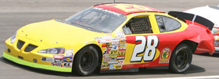 Mike Buckley at Toledo 2007