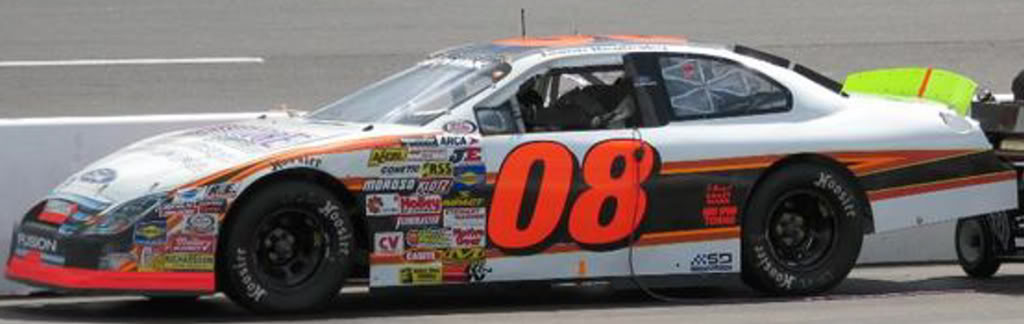 Jason Hedlesky at Iowa 2007