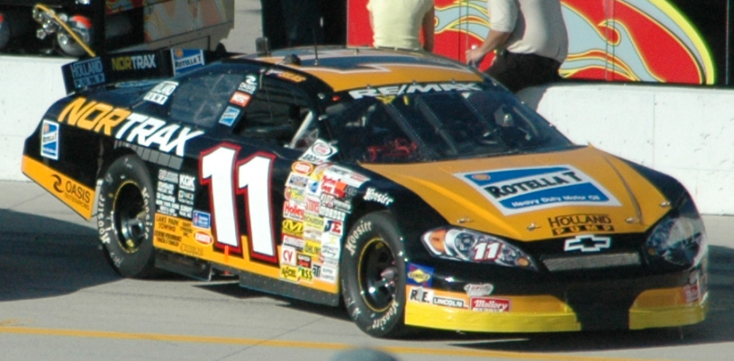 Bryan Silas at Iowa 2007