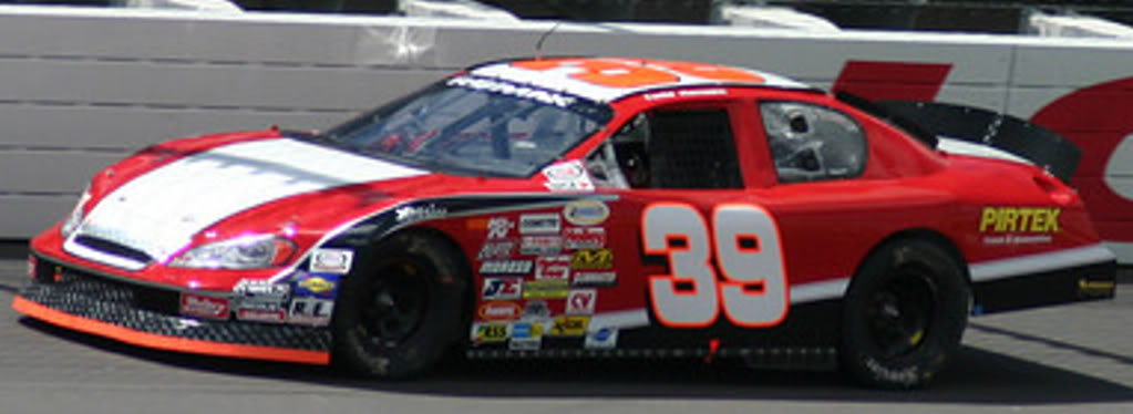 Todd Hansen at Iowa 2007