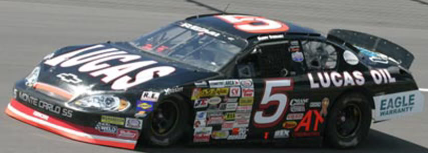 Bobby Gerhart at Iowa 2007