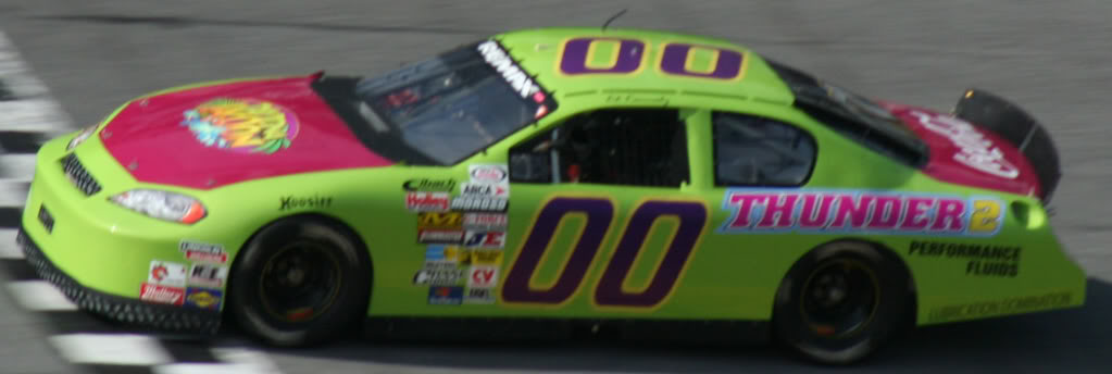 Ed Kennedy at Daytona 2008