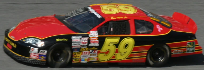 Ray Mooi at Daytona 2008