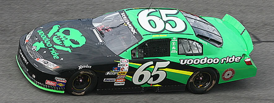 Justin Marks at Daytona 2008