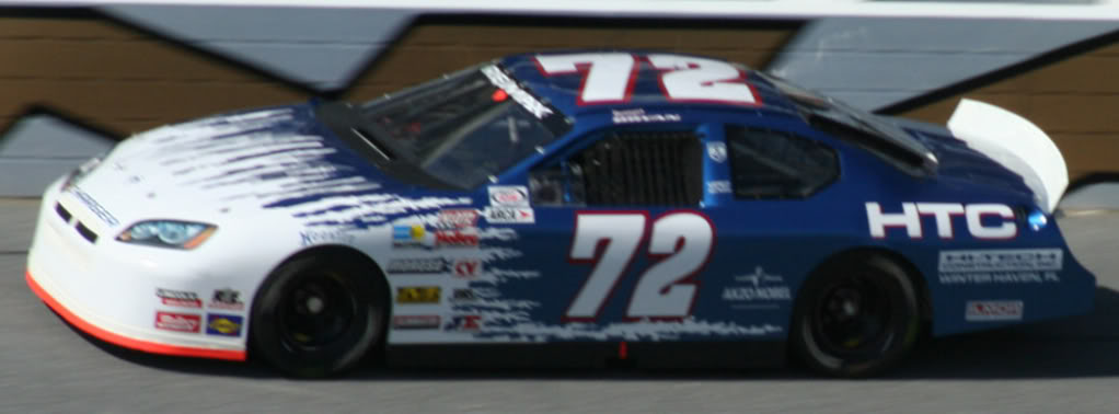 Dawayne Bryan at Daytona 2008