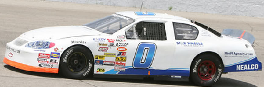 Wayne Peterson at Cayuga 2008