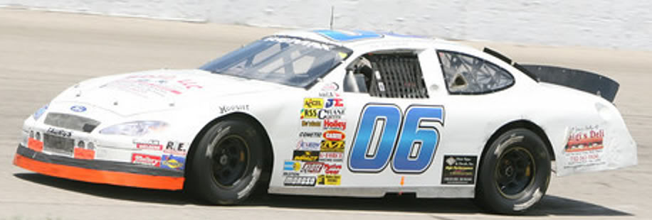 Tim Mitchell at Cayuga 2008