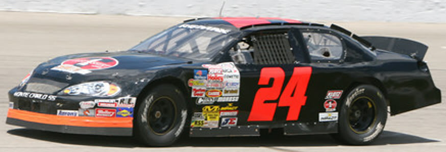Mike Harmon at Cayuga 2008