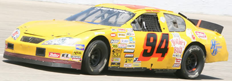 Jason Basham at Cayuga 2008