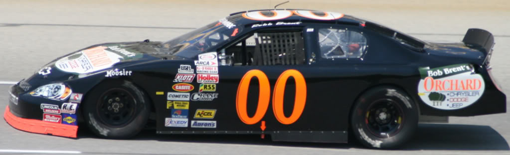 Robb Brent at Kentucky 2008