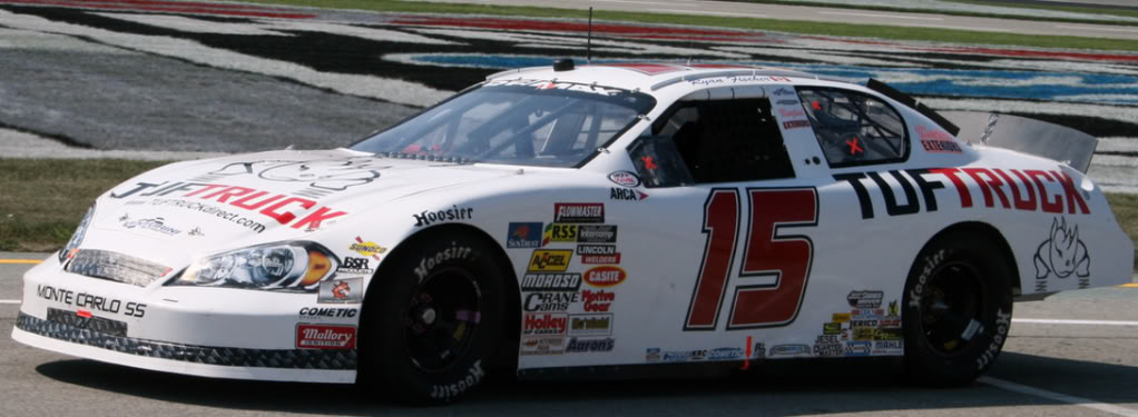 Ryan Fischer at Kentucky 2008