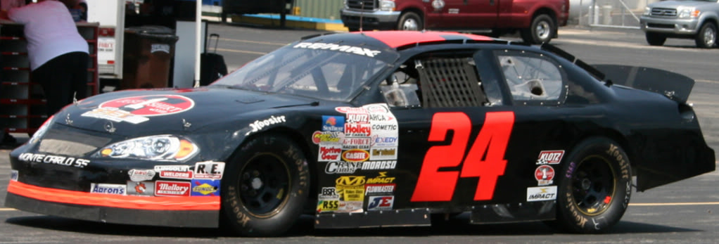 Jim Walker at Kentucky 2008