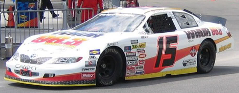 Marc Davis at Pocono 2008