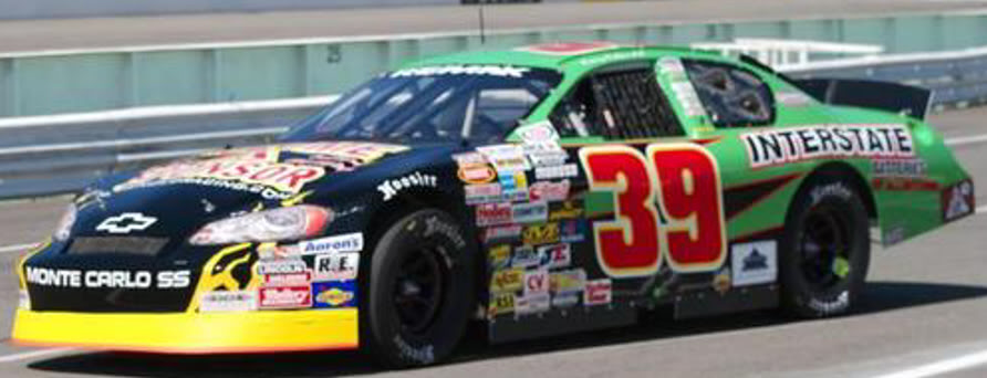 Kory Rabenold at Pocono 2008