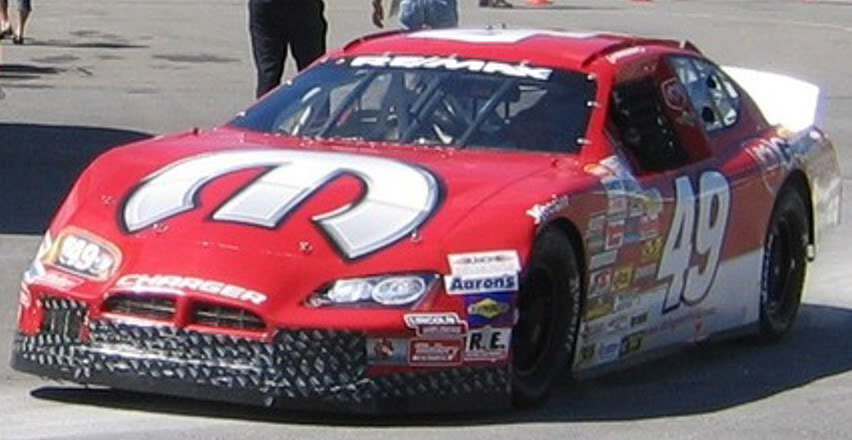 Billy Pauch at Pocono 2008