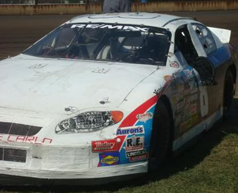 Greg Seevers at Springfield 2008