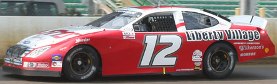 A.J. Fike at DuQuoin 2008
