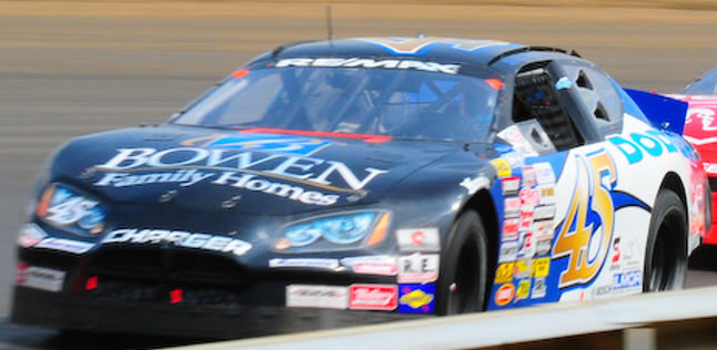 Michael Phelps at DuQuoin 2008