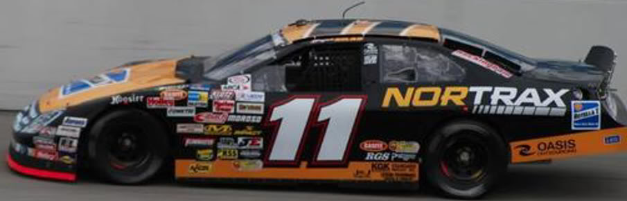 Bryan Silas at Chicagoland 2008