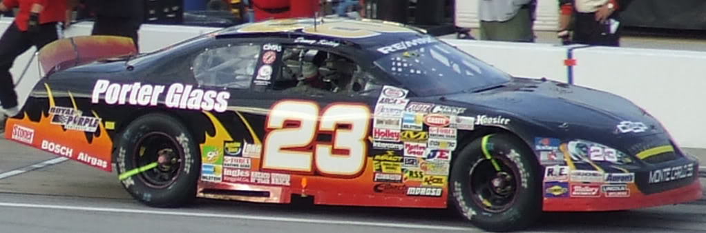 Donny Kelley at Chicagoland 2008