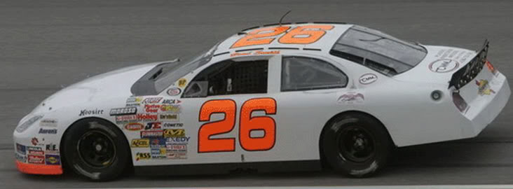Brad Smith at Chicagoland 2008