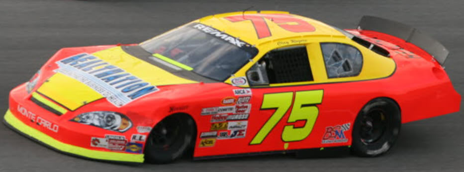 Clay Rogers at Chicagoland 2008