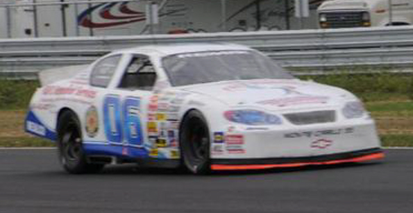 Tim Mitchell at New Jersey 2008