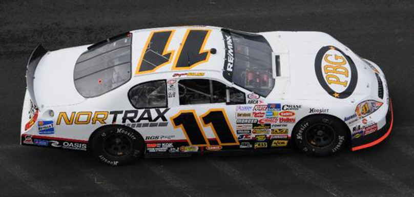 Bryan Silas at New Jersey 2008