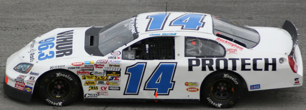 Chase Mattioli at Salem 2008