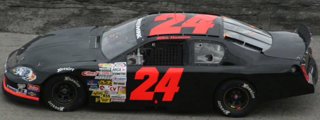 Mike Harmon at Salem 2008